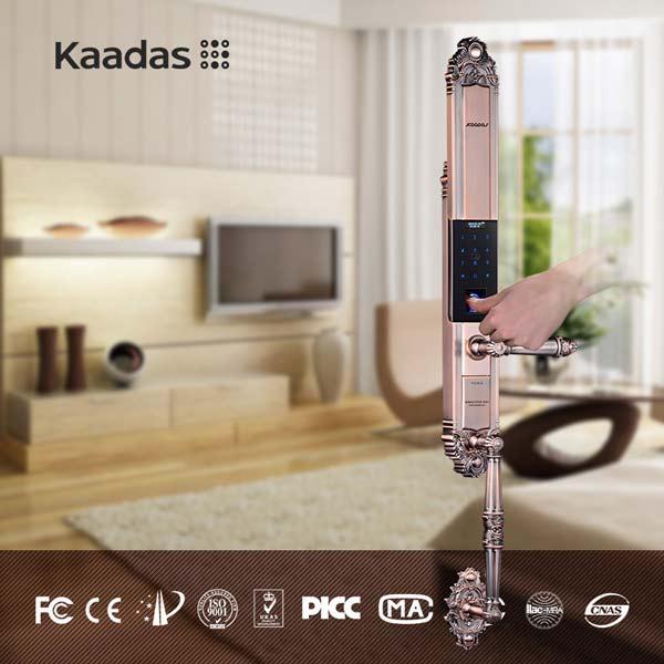 khóa cửa vân tay Kaadas 6001