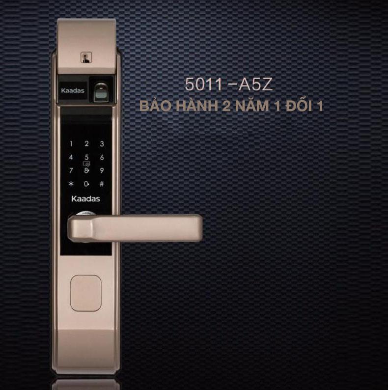khóa cửa vân tay kaadas 5011-1