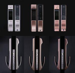 khóa vân tay kaadas k7 đa dạng về màu sắc
