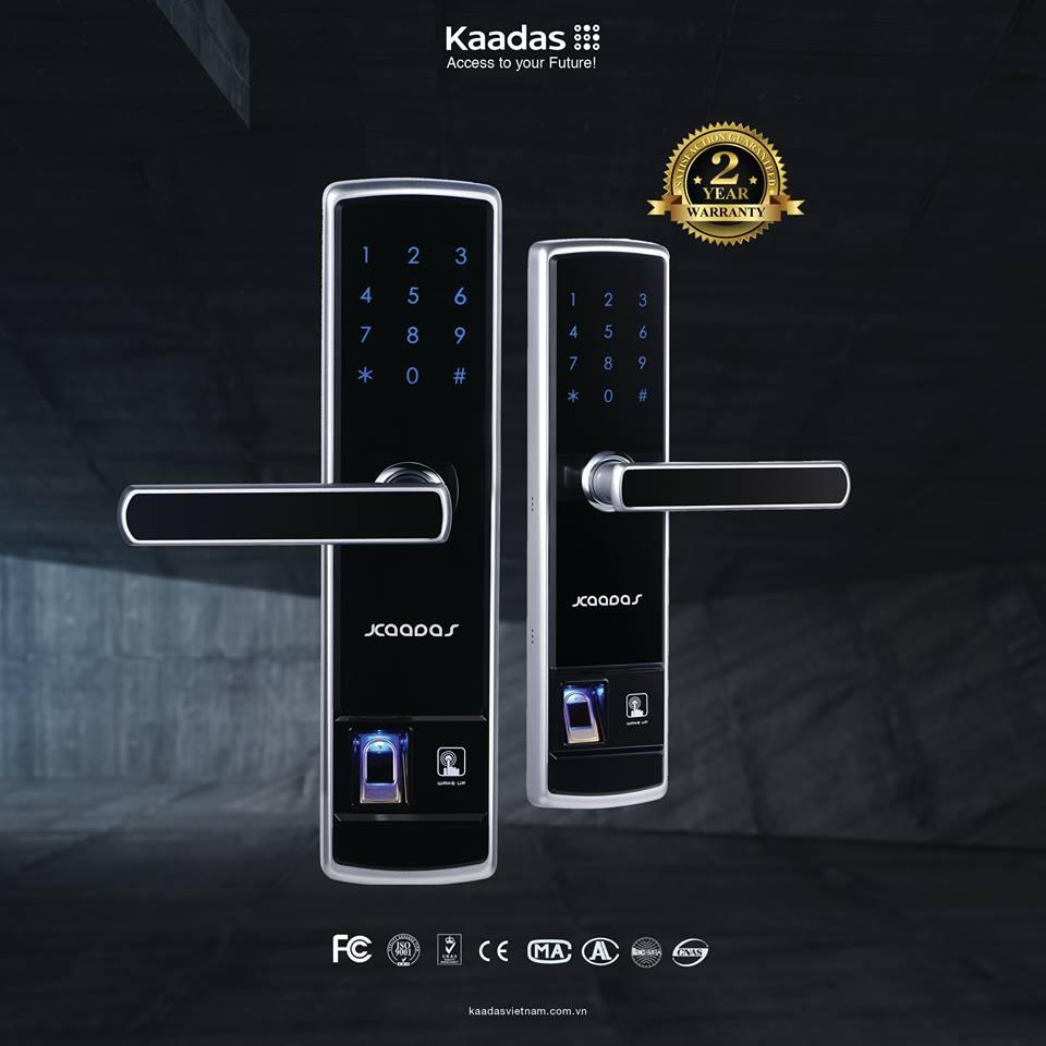 Khóa cửa điện tử thông minh Kaadas 5155