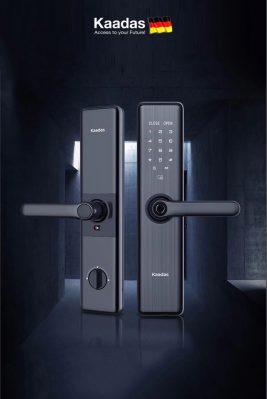 khóa cửa vân tay Kaadas S7 -3