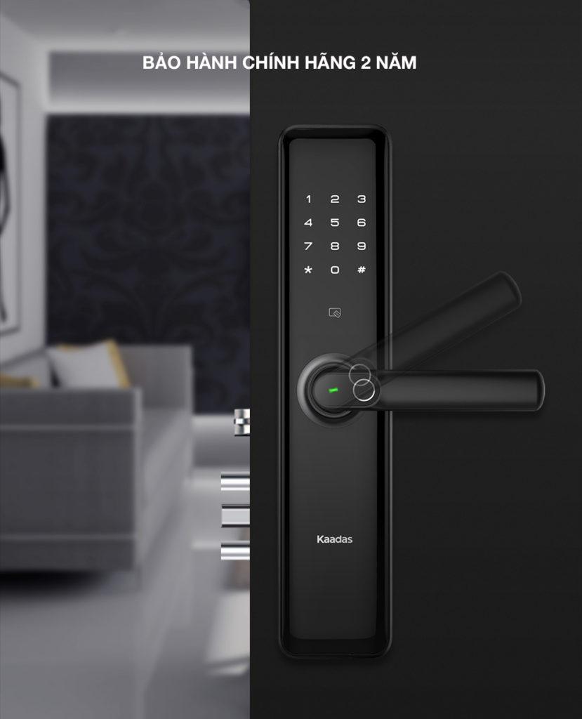 khóa vân tay Kaadas S8 -11