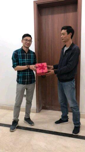 Kaadas trao thưởng Iphone 8 Plus