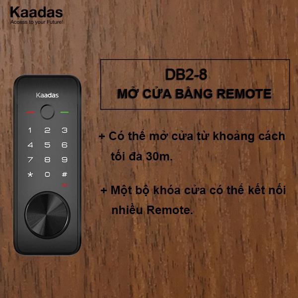 Kaadas mở cửa Remote