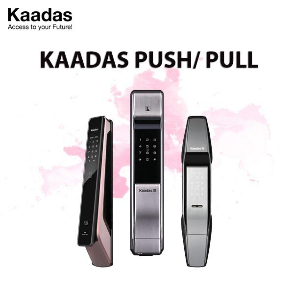 Khóa thông minh Kaadas Push.Pull