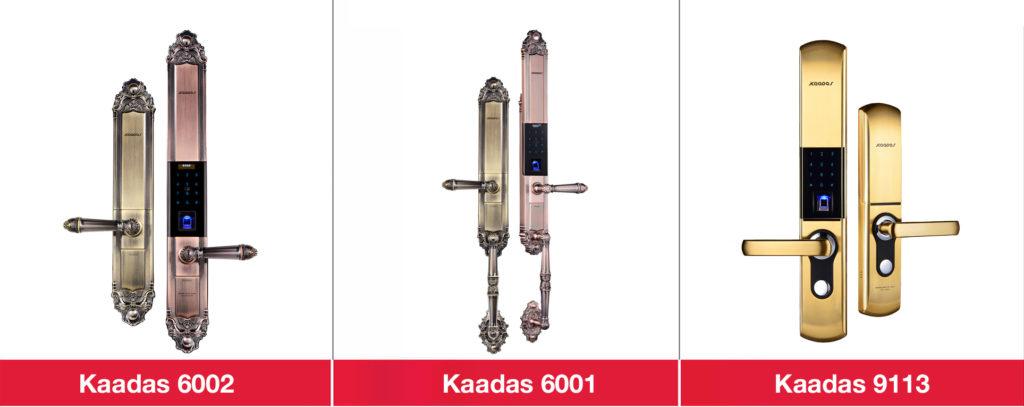 Các dòng tân cổ điển của Kaadas