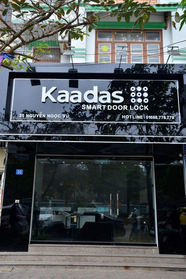 khóa cửa kaadas
