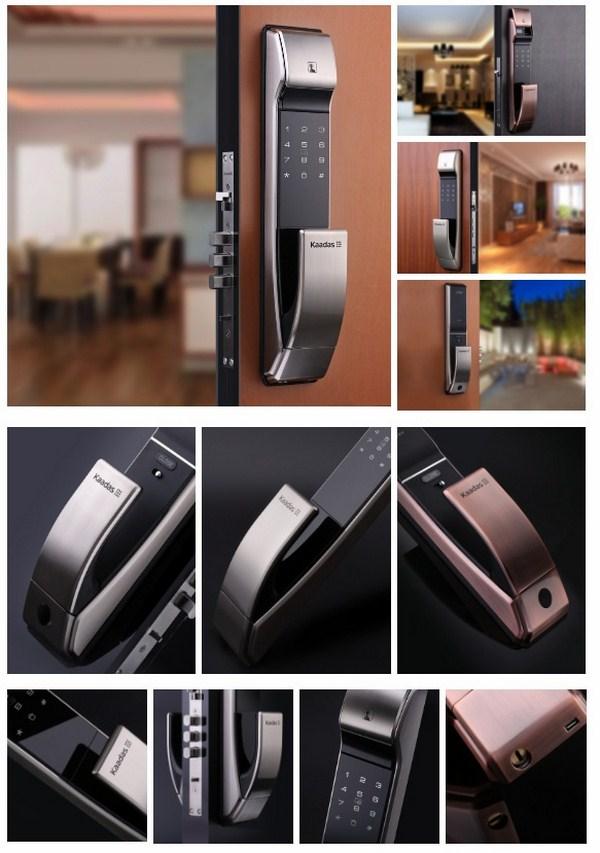 khóa cửa điện tử thông minh