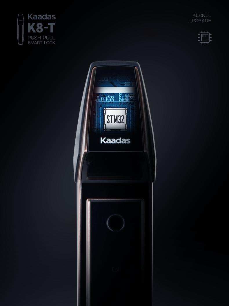 khóa cửa vân tay Kaadas K8-T
