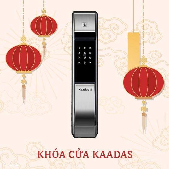 khóa cửa thông minh Kaadas