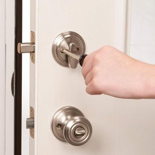 double lock khóa từ cửa ra vào
