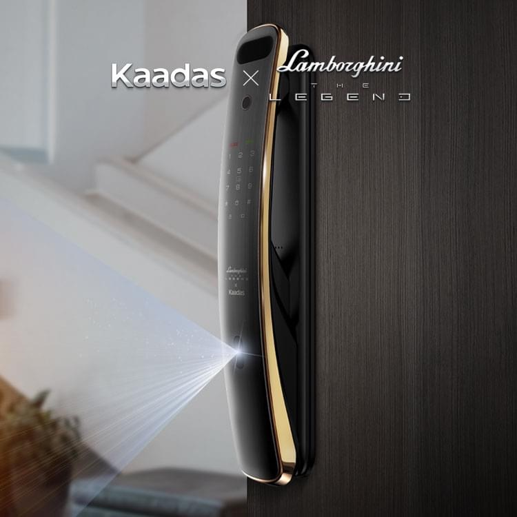 khóa cửa thông minh nhận diện khuôn mặt Kaadas Lamborghini