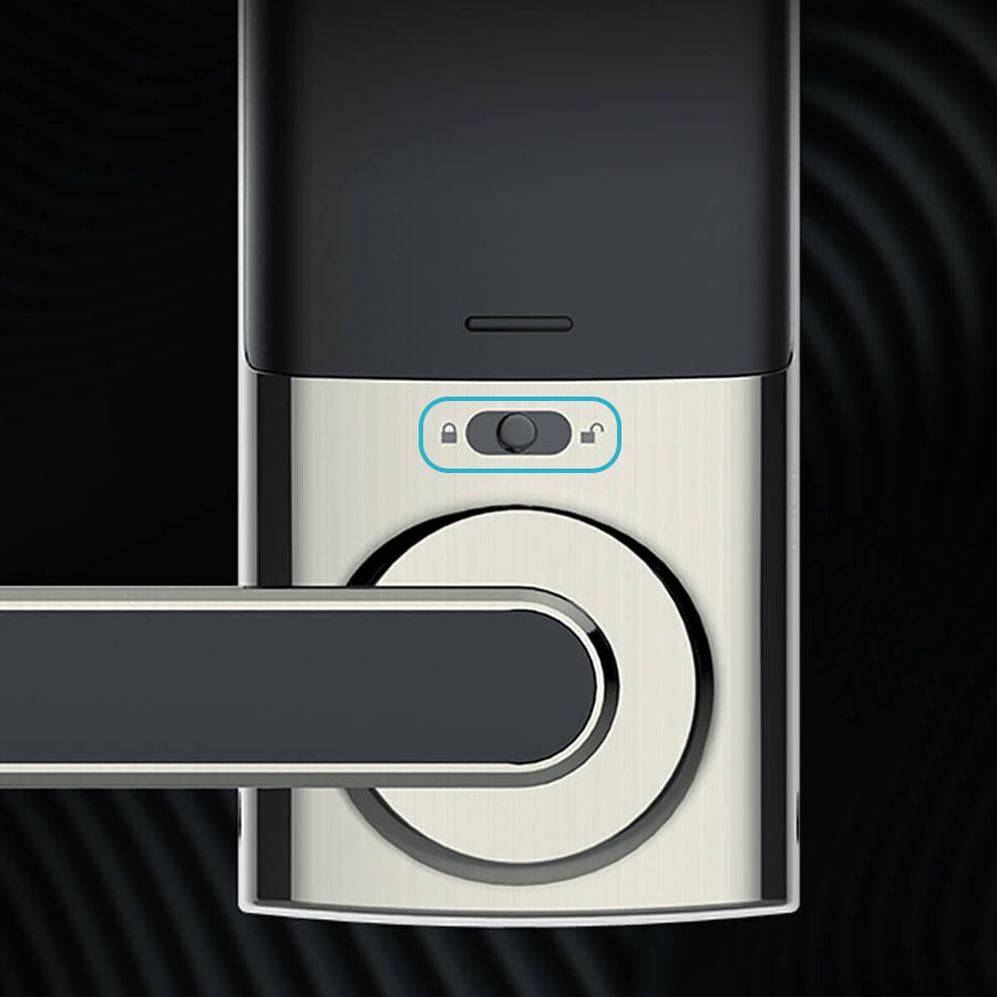 khóa cửa thông minh Kaadas RX-D