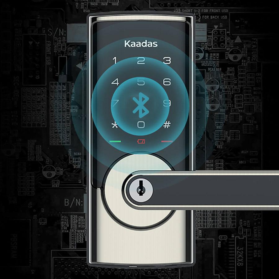 khóa cửa thông minh mở khóa từ xa